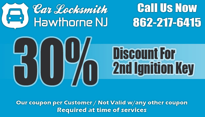 Car Locksmith Hawthorne NJ Coupon